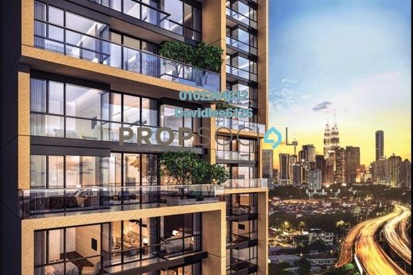 For Sale Condominium at Duta Park Residences, Jalan Ipoh Freehold Unfurnished 3R/2B 480k