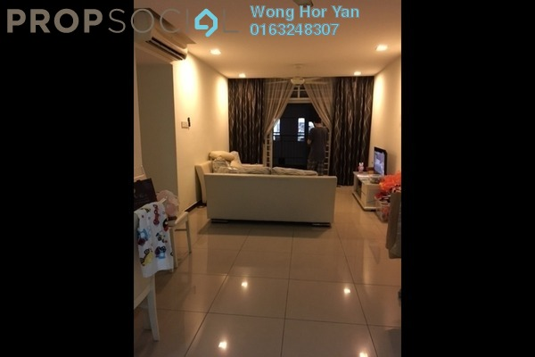 For Sale Condominium at Midfields, Sungai Besi Freehold Semi Furnished 3R/2B 500k