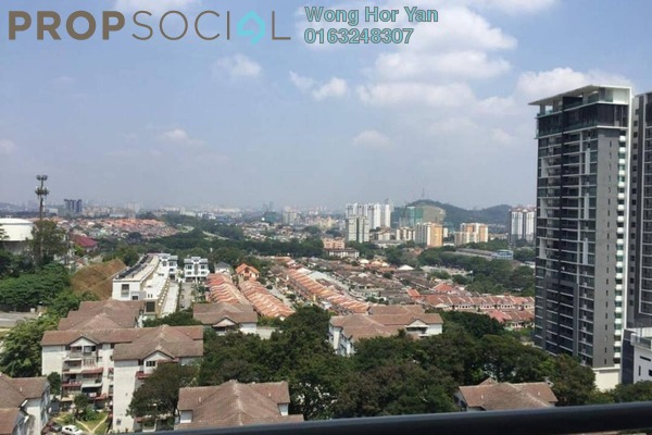 For Rent Condominium at 288 Residences, Kuchai Lama Freehold Semi Furnished 3R/2B 1.8k