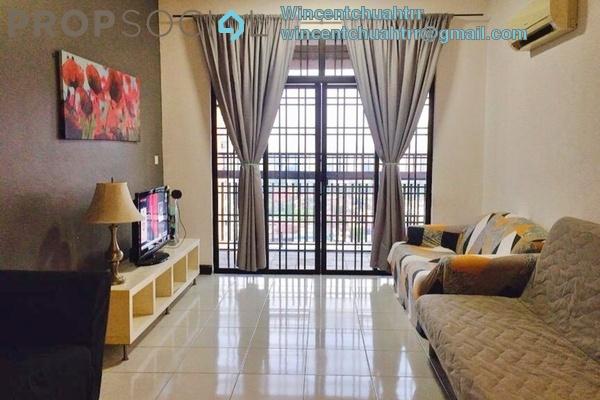 For Rent Serviced Residence at Diamond Residences, Setapak Freehold Fully Furnished 4R/2B 1.7k