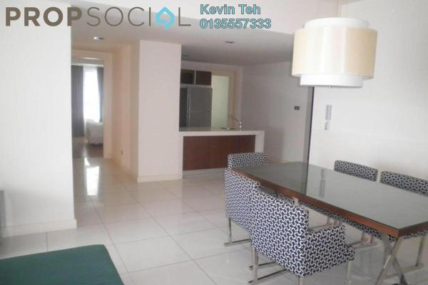 For Sale Condominium at Tiffani Kiara, Mont Kiara Freehold Fully Furnished 3R/3B 1.39m