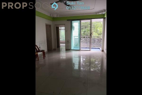 For Sale Apartment at Bukit Segambut, Segambut Freehold Semi Furnished 3R/2B 395k