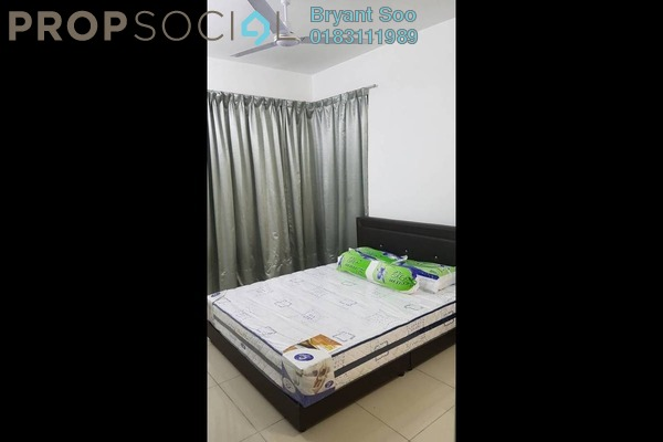 For Rent Condominium at Kiara Residence 2, Bukit Jalil Freehold Fully Furnished 3R/2B 2k