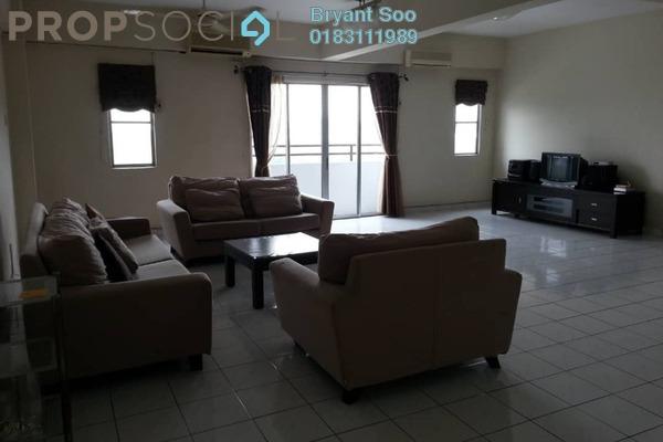 For Sale Condominium at Endah Ria, Sri Petaling Freehold Fully Furnished 3R/2B 480k