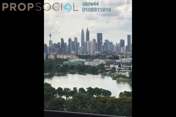 For Rent Condominium at Ampang Boulevard, Ampang Freehold Fully Furnished 3R/2B 1.95k