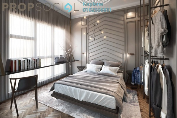For Sale Condominium at Trion @ KL, Kuala Lumpur Freehold Semi Furnished 0R/2B 560k