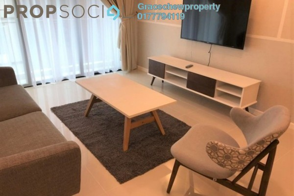For Rent Serviced Residence at Suasana Bangsar, Bangsar Freehold Fully Furnished 2R/2B 3.3k
