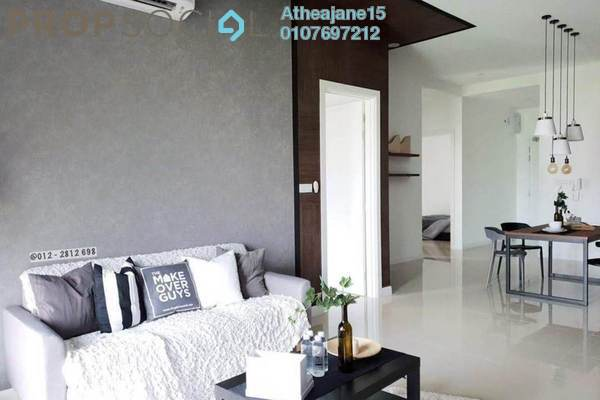 For Rent Townhouse at Isle of Kamares @ Setia Eco Glades, Cyberjaya Freehold Fully Furnished 3R/3B 3.3k