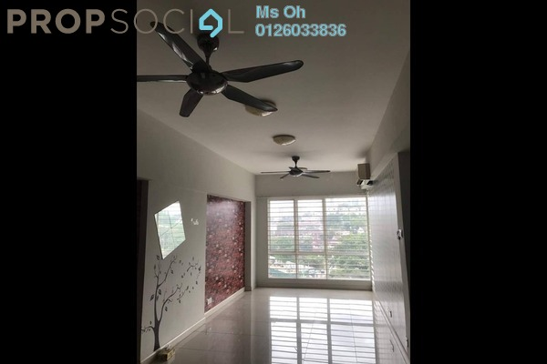 For Sale Condominium at Tiara Mutiara, Old Klang Road Freehold Semi Furnished 3R/2B 450k