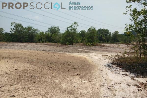 For Sale Land at Ambang Suria, Kuala Selangor Freehold Unfurnished 0R/0B 375k
