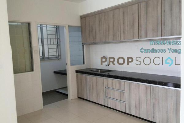 For Sale Apartment at Seri Baiduri, Setia Alam Freehold Semi Furnished 3R/2B 355k