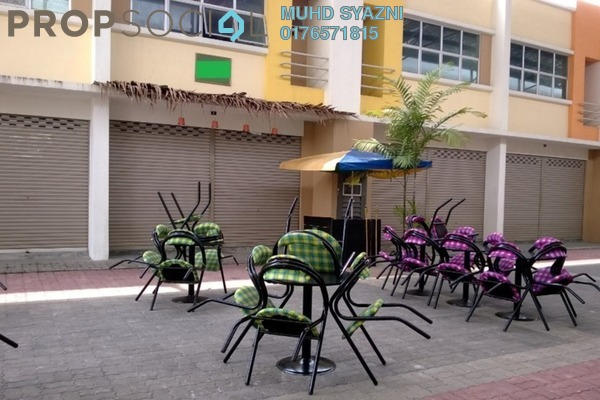 For Rent Shop at Bandar Puncak Alam, Kuala Selangor Freehold Semi Furnished 0R/0B 1.2k