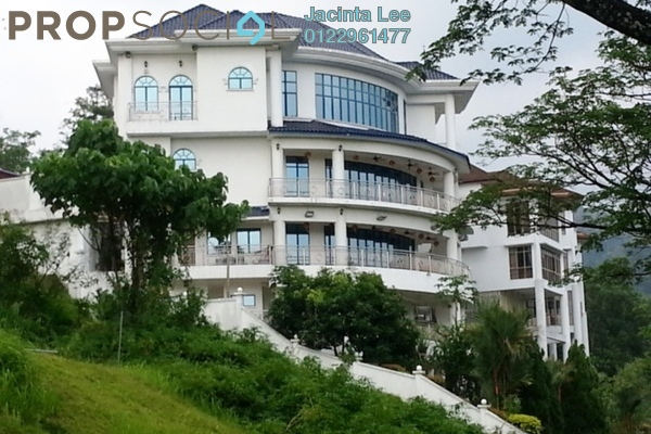 For Sale Bungalow at Templer Heights, Templer's Park Freehold Semi Furnished 10R/9B 3.07m