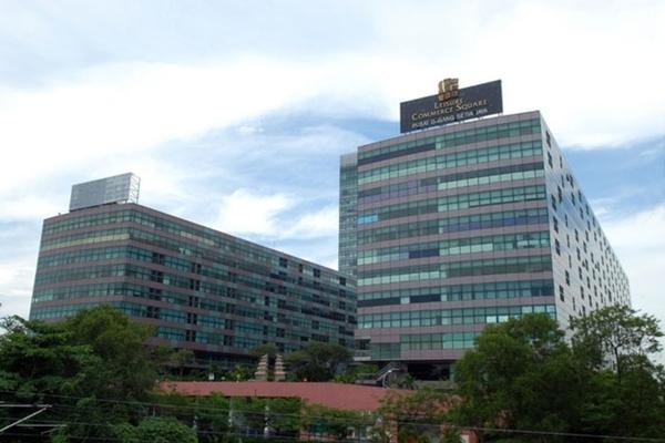 For Sale Office at Leisure Commerce Square, Bandar Sunway Freehold Unfurnished 0R/1B 210k