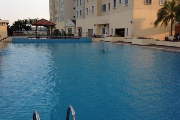 For Sale Condominium at Casa Subang, UEP Subang Jaya Freehold Fully Furnished 4R/2B 380k