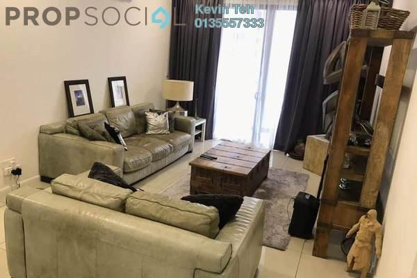 For Rent Condominium at Anjali @ North Kiara, Segambut Freehold Fully Furnished 3R/3B 4.2k