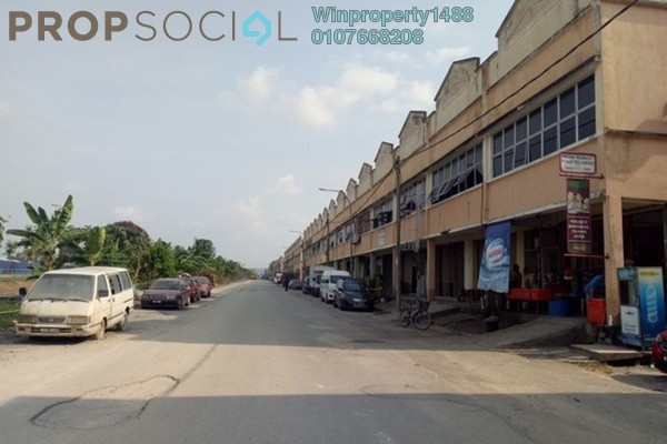 For Sale Shop at Alam Jaya Industrial Park, Kuala Selangor Freehold Unfurnished 0R/0B 380k
