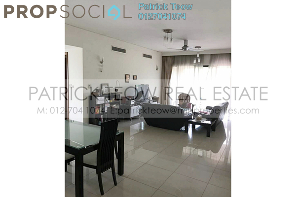 For Sale Condominium at Mont Kiara Damai, Mont Kiara Freehold Semi Furnished 3R/4B 1.9m