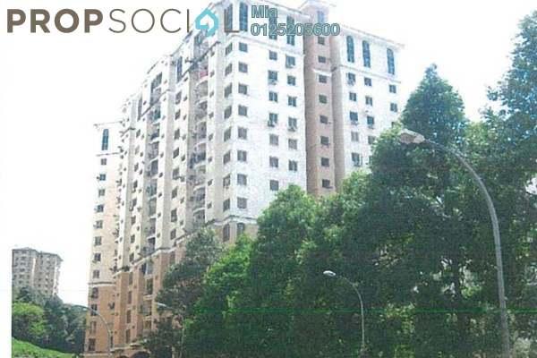 For Sale Apartment at Vista Saujana, Kepong Leasehold Unfurnished 0R/0B 290k
