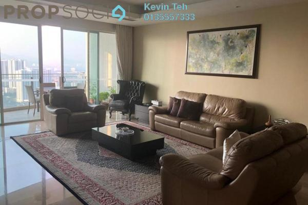 For Rent Condominium at 28 Mont Kiara, Mont Kiara Freehold Fully Furnished 4R/4B 11k