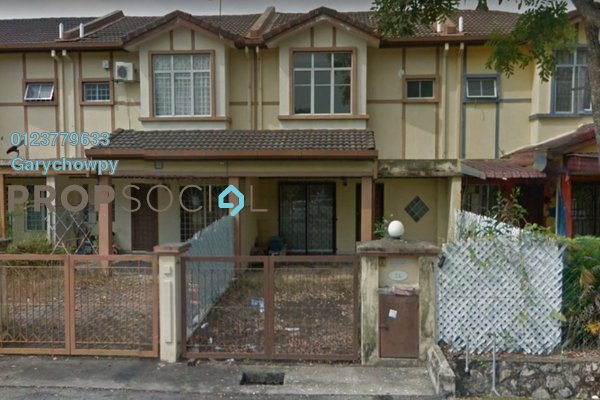 For Sale Terrace at Putra Bahagia, Putra Heights Freehold Semi Furnished 4R/3B 550k