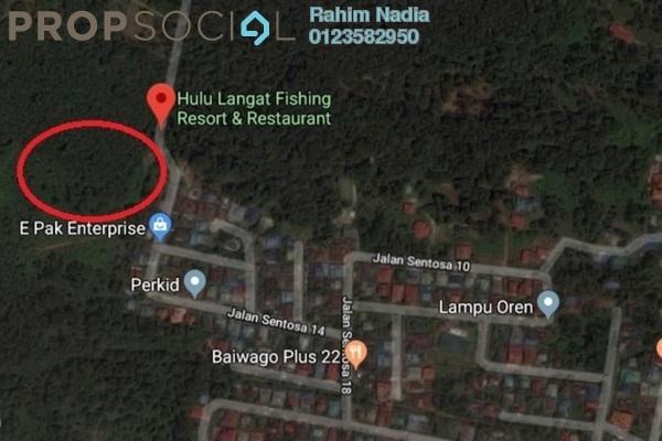 For Sale Land at Taman Sri Nanding, Hulu Langat Freehold Unfurnished 0R/0B 2.5m