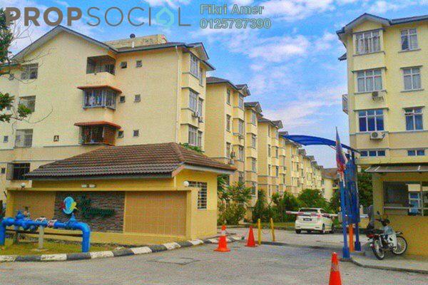 For Sale Apartment at Sri Kayangan Apartment, Ukay Leasehold Unfurnished 3R/2B 240k
