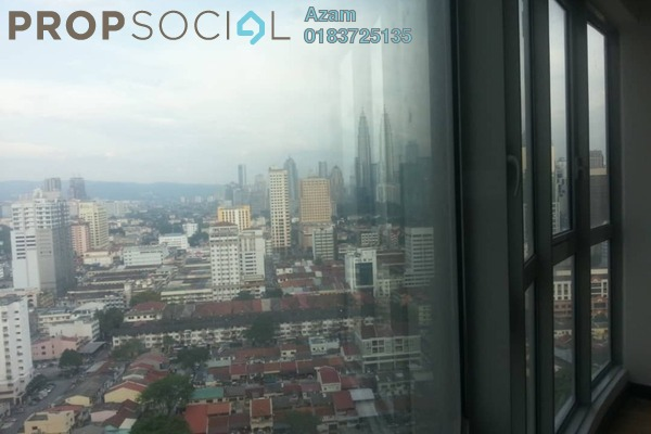 For Sale Condominium at Regalia @ Jalan Sultan Ismail, Kuala Lumpur Freehold Semi Furnished 3R/2B 1.05m