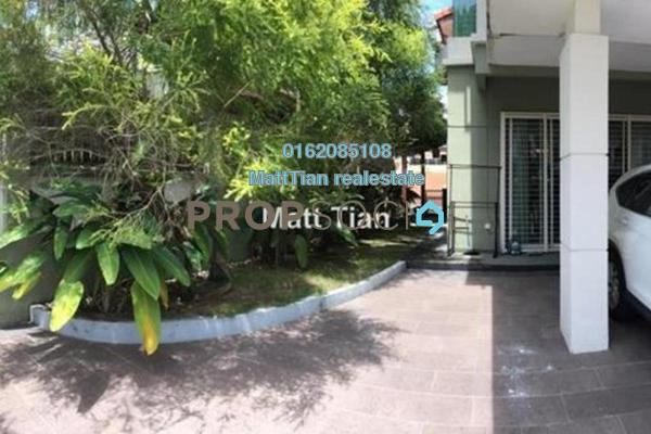 For Sale Terrace at Sering Ukay, Ukay Freehold Semi Furnished 4R/4B 1.28m