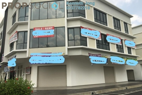 For Rent Shop at Chimes, Bandar Rimbayu Freehold Unfurnished 0R/2B 6.5k