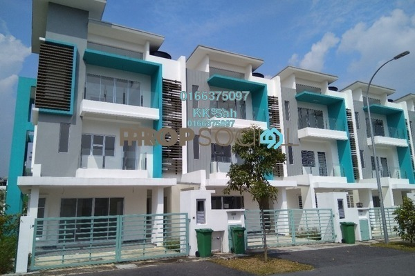 For Sale Superlink at Setia EcoHill, Semenyih Freehold Unfurnished 5R/5B 665k