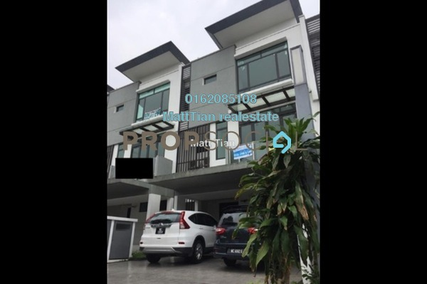 For Sale Terrace at Sunway Montana, Melawati Freehold Unfurnished 4R/5B 2.4m