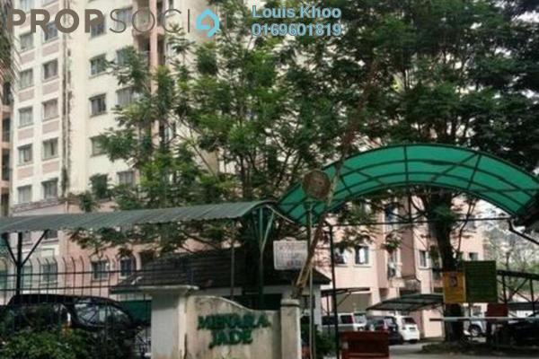 For Sale Condominium at Jade Tower, Ampang Freehold Unfurnished 3R/2B 310k