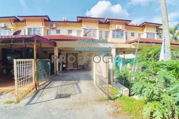 For Sale Terrace at Seri Pristana, Sungai Buloh Freehold Unfurnished 4R/3B 345k