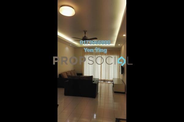 For Rent Condominium at Sri Putramas I, Dutamas Freehold Fully Furnished 3R/2B 1.8k