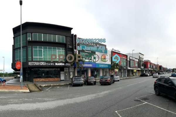 For Rent Shop at S2 Centrio, Seremban 2 Freehold Unfurnished 0R/0B 3k