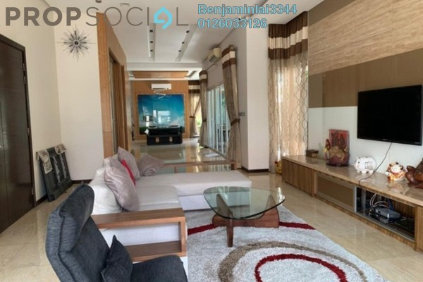 For Sale Semi-Detached at Villa Manja, Bandar Menjalara Freehold Fully Furnished 5R/5B 3.5m