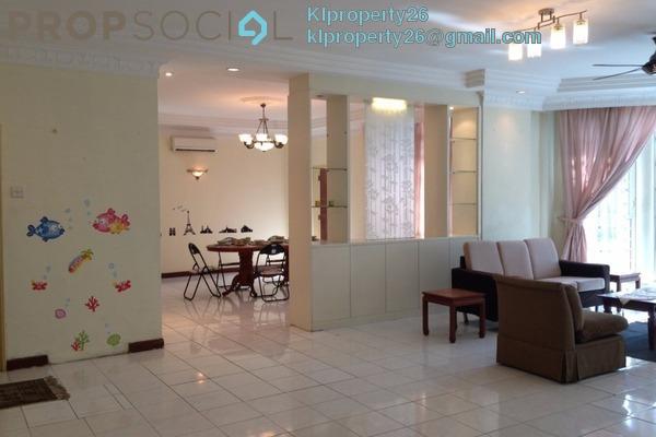 For Sale Condominium at Heritage, Setapak Freehold Semi Furnished 4R/3B 699k