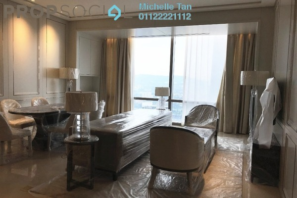 For Sale Serviced Residence at Pavilion Suites, Bukit Bintang Freehold Fully Furnished 2R/2B 4.3m