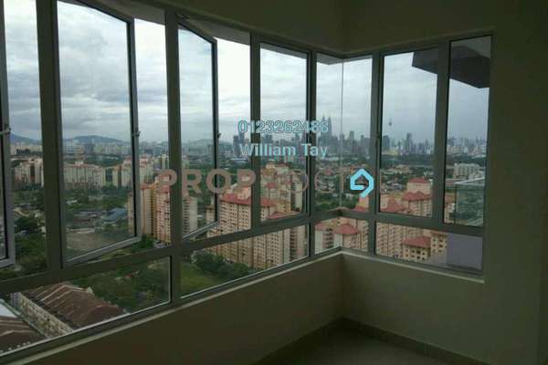 For Rent Serviced Residence at The Nest, Setapak Freehold Semi Furnished 2R/2B 1.35k
