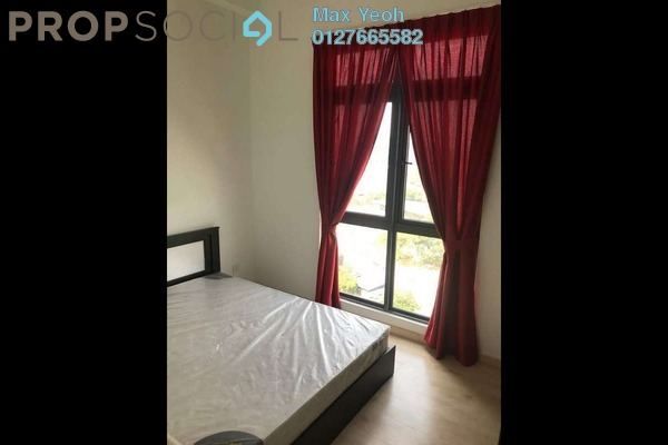 For Rent Serviced Residence at The Nest, Setapak Freehold Semi Furnished 3R/2B 1.6k