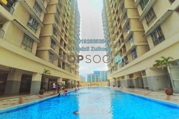 For Sale Condominium at Warisan Cityview, Cheras Freehold Unfurnished 3R/2B 480k