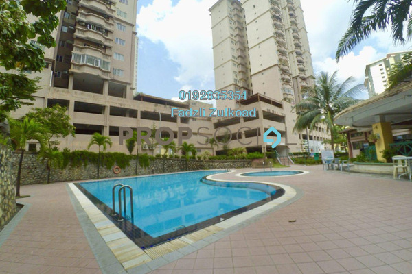 For Sale Condominium at Midah Ria, Cheras Freehold Unfurnished 3R/2B 385k