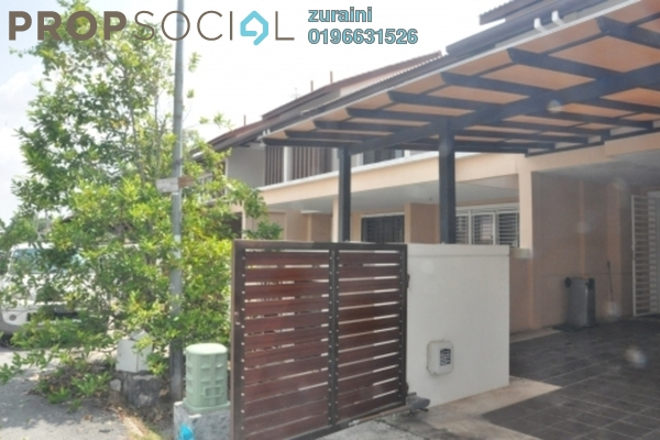 For Sale Terrace at Laman Bakawali, Kota Seriemas Freehold Unfurnished 4R/3B 500k