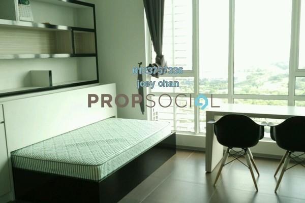 For Rent Condominium at Garden Plaza @ Garden Residence, Cyberjaya Freehold Fully Furnished 0R/1B 1.1k