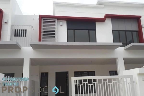 For Rent Terrace at Setia Permai 2, Setia Alam Freehold Unfurnished 4R/4B 1.4k