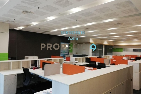 For Rent Office at The Horizon, Bangsar South Freehold Fully Furnished 0R/0B 23.6k