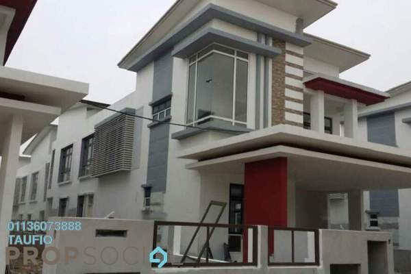 For Sale Bungalow at CasaIdaman, Setia Alam Freehold Unfurnished 5R/6B 1.9m