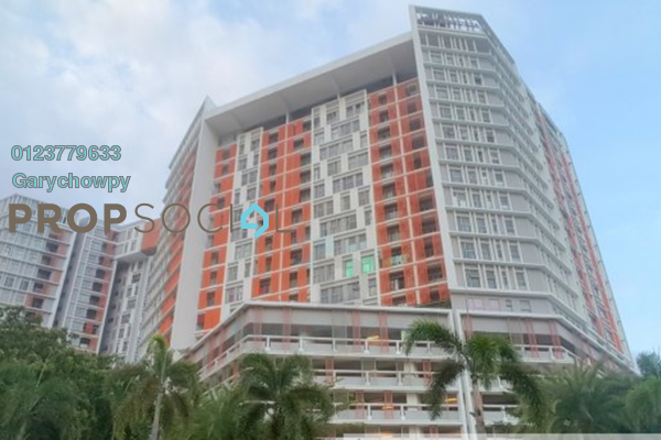 For Sale Condominium at Suria Jelutong, Bukit Jelutong Freehold Semi Furnished 3R/2B 446k