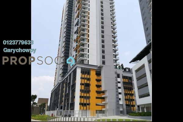 For Sale Condominium at Parkhill Residence, Bukit Jalil Freehold Semi Furnished 3R/2B 584k
